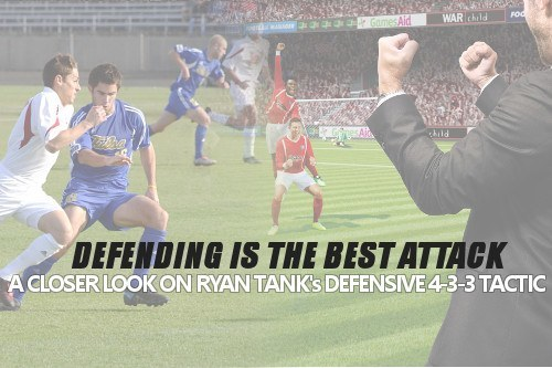 Defending is the best Attack