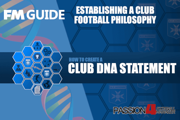 Club Football Philosophy Explained