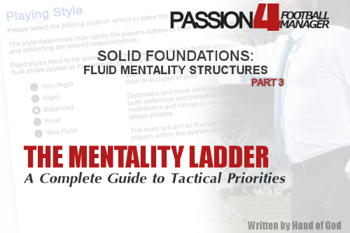 Solid Foundations fluid mentality structures