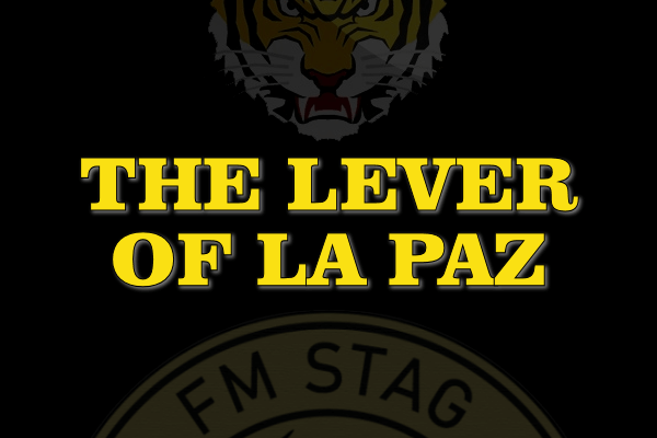 FM20 story the lever of la paz by FM Stag