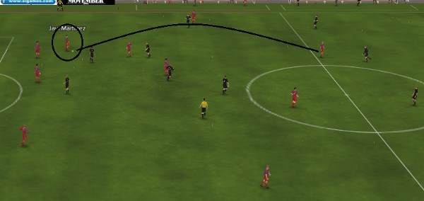 fm15 bayern munich tactic building out from back