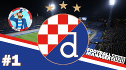 fm20 Croatia calling Dinamo Zagreb benthesailorman