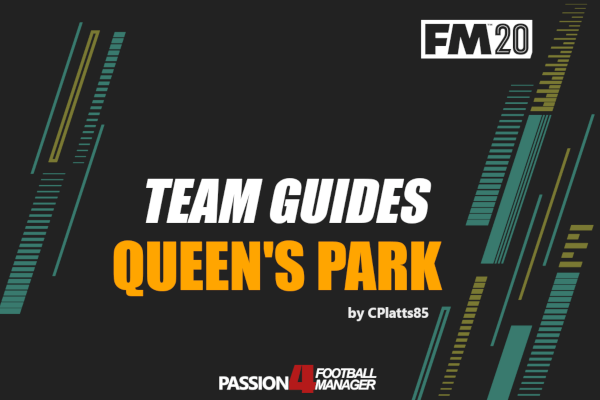 Football Manager 2020 Team Guide Queen's Park