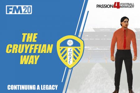 FM20 The Cruyffian Way - Continuing a legacy