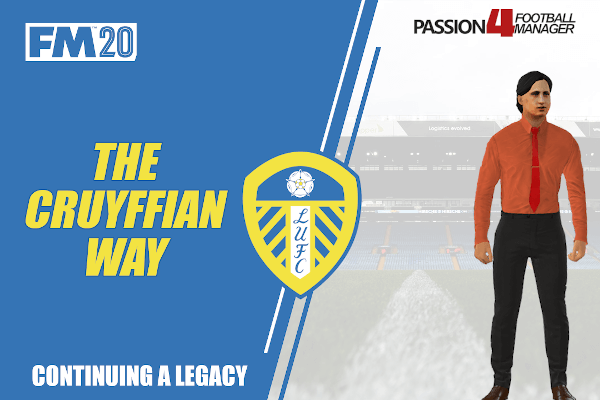 FM20 The Cruyffian Way - Continuing a legacy