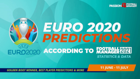 FM21 UEFA Euro 2020 predictions - according to Football Manager 2021