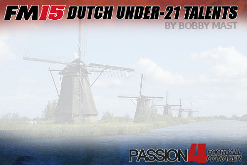 Football Manager 2015 Dutch Talents