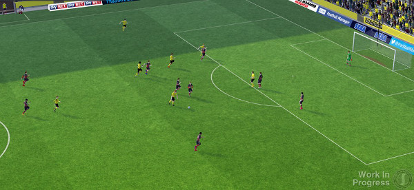 Football Manager 2015 Match Engine