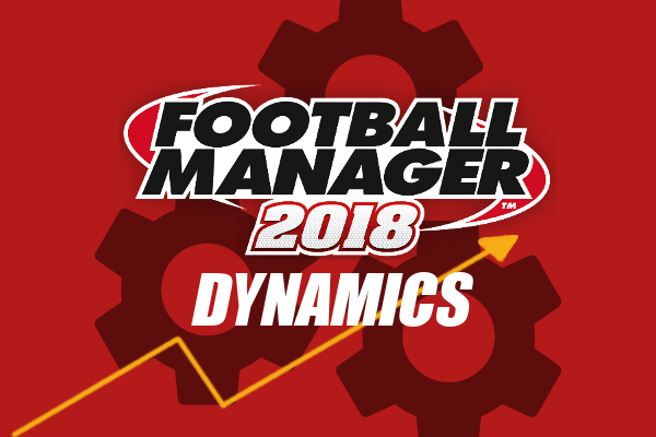 Football Manager 2018 dynamics & social groups