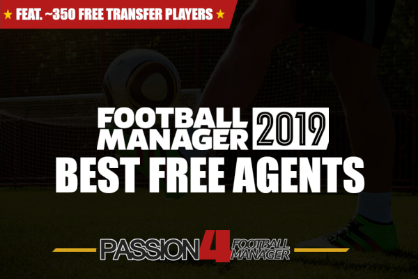 Best Free Agents in Football Manager 2019