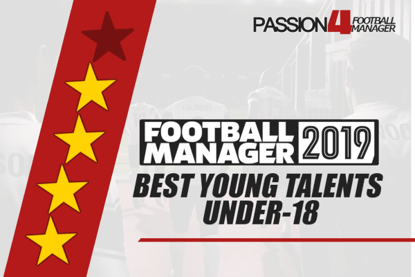 Best Young talents in Football Manager 2019