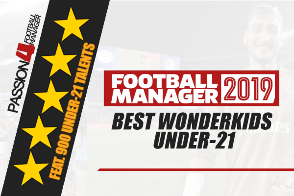 Football Manager 2019 wonderkids shortlist