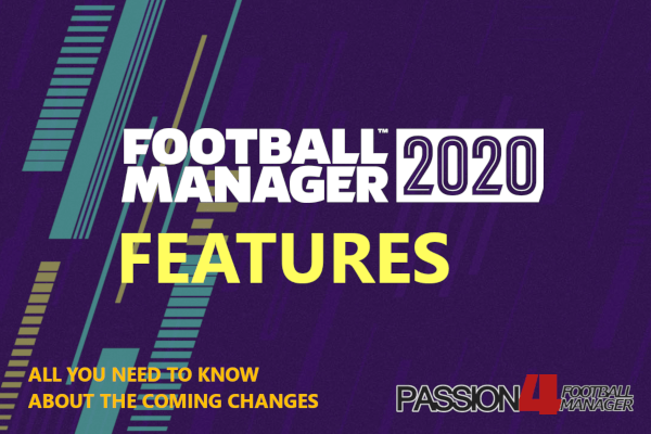 Football Manager 2020 Features