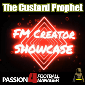 Football Manager Creator Showcase