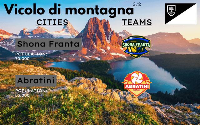 Vicolo di Montagna - Cospeia Football Manager Fantasy Database