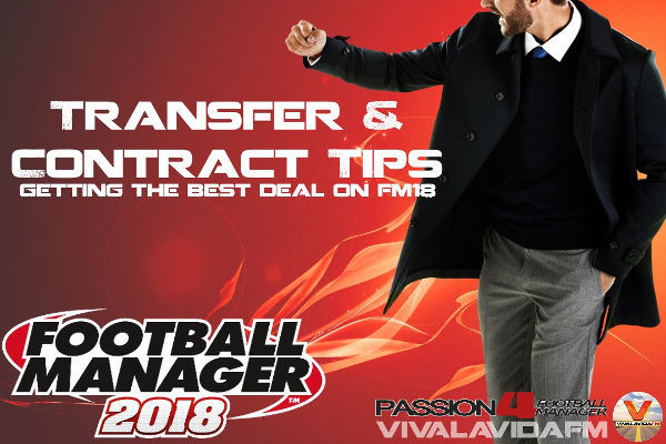 Football Manager guide buying and selling players