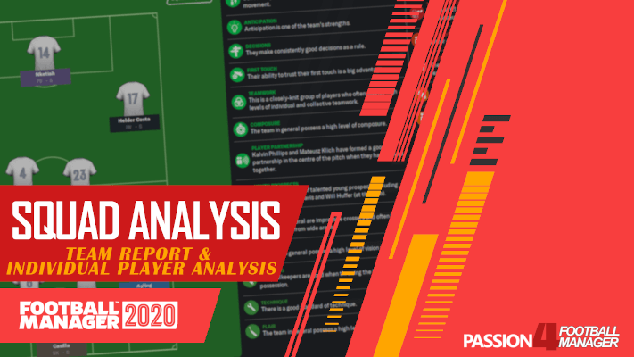squad analysis in Football Manager