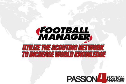 Football Manager Scouting Network