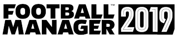 Brand new Football Manager 2019 logo