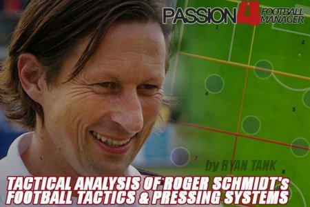 Roger Schmidt Tactical analysis Pressing Systems & Playing Style